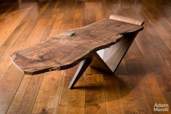 Live Edge Wood Furniture, Natural Edge Furniture