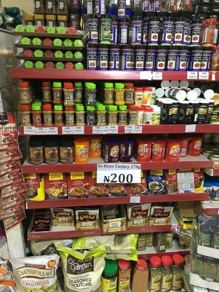 New listing on ReviewNaija (Renee Malls) Follow this link to read - supermarket listing
