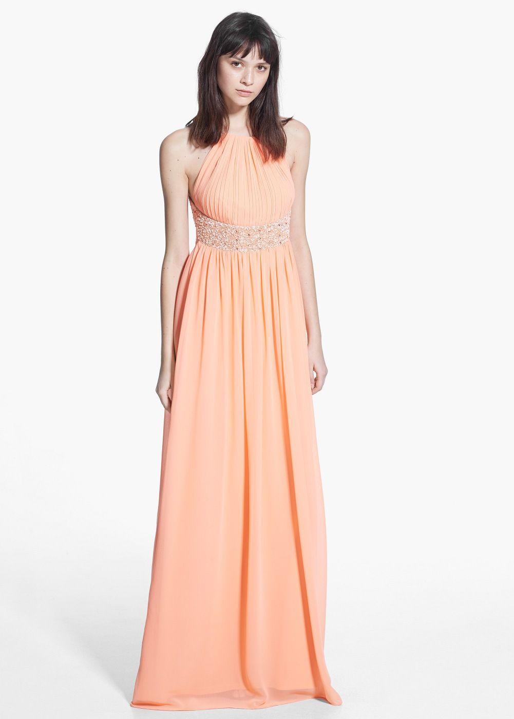 Vestido plisado lentejuelas sequins and gowns vestido plisado lentejuelas ombrellifo Image collections