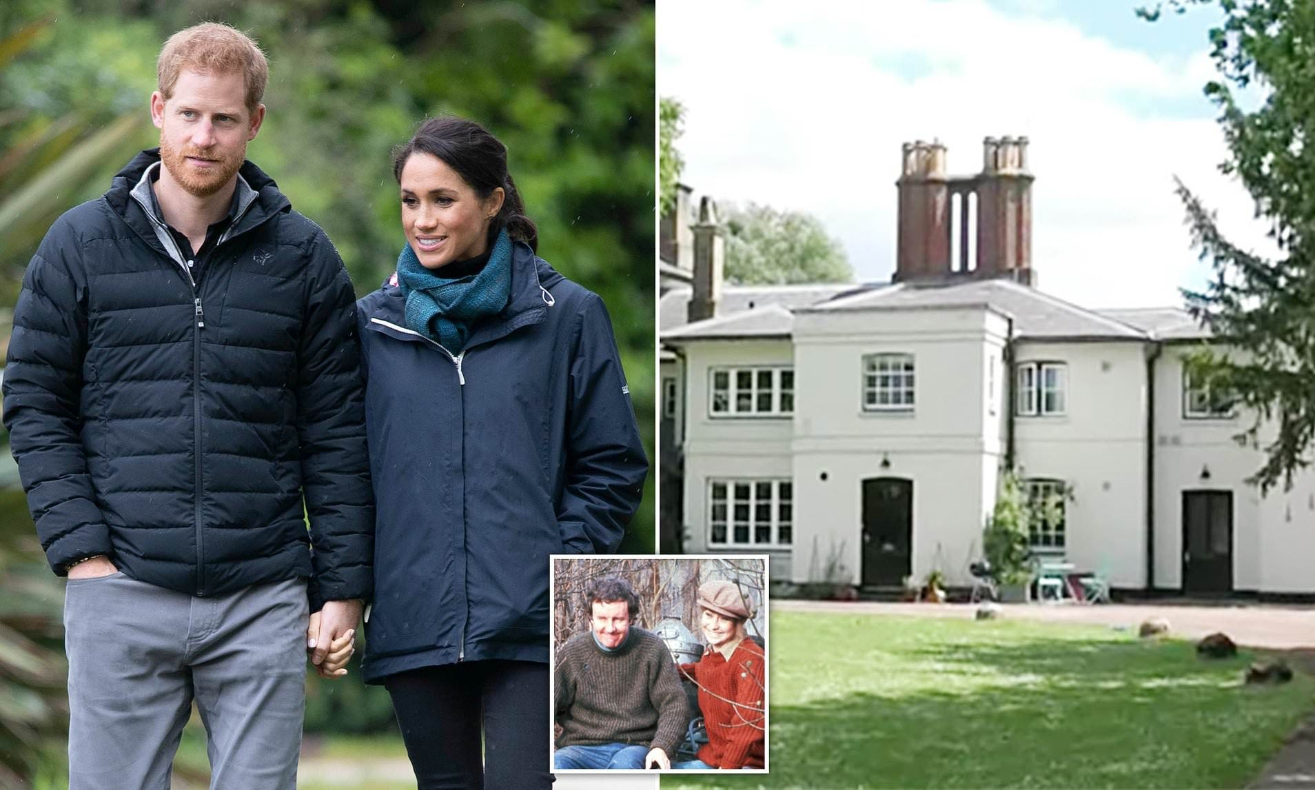 14+ Where will harry and meghan live information