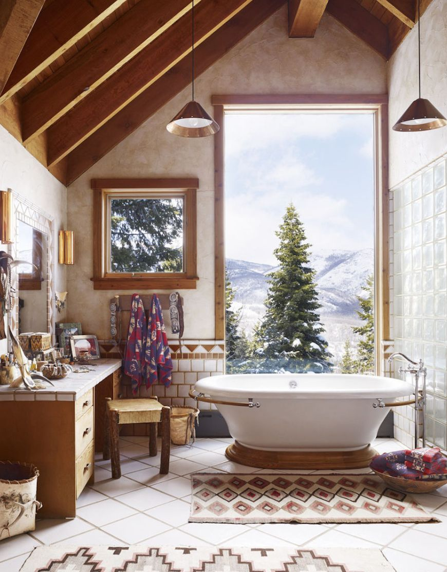 10 Striking Luxurious Bathtubs that Completely Steal the Scene ...