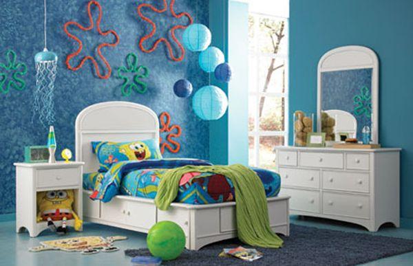 20 Spongebob Squarepants Bedroom Theme Ideas Boys Room