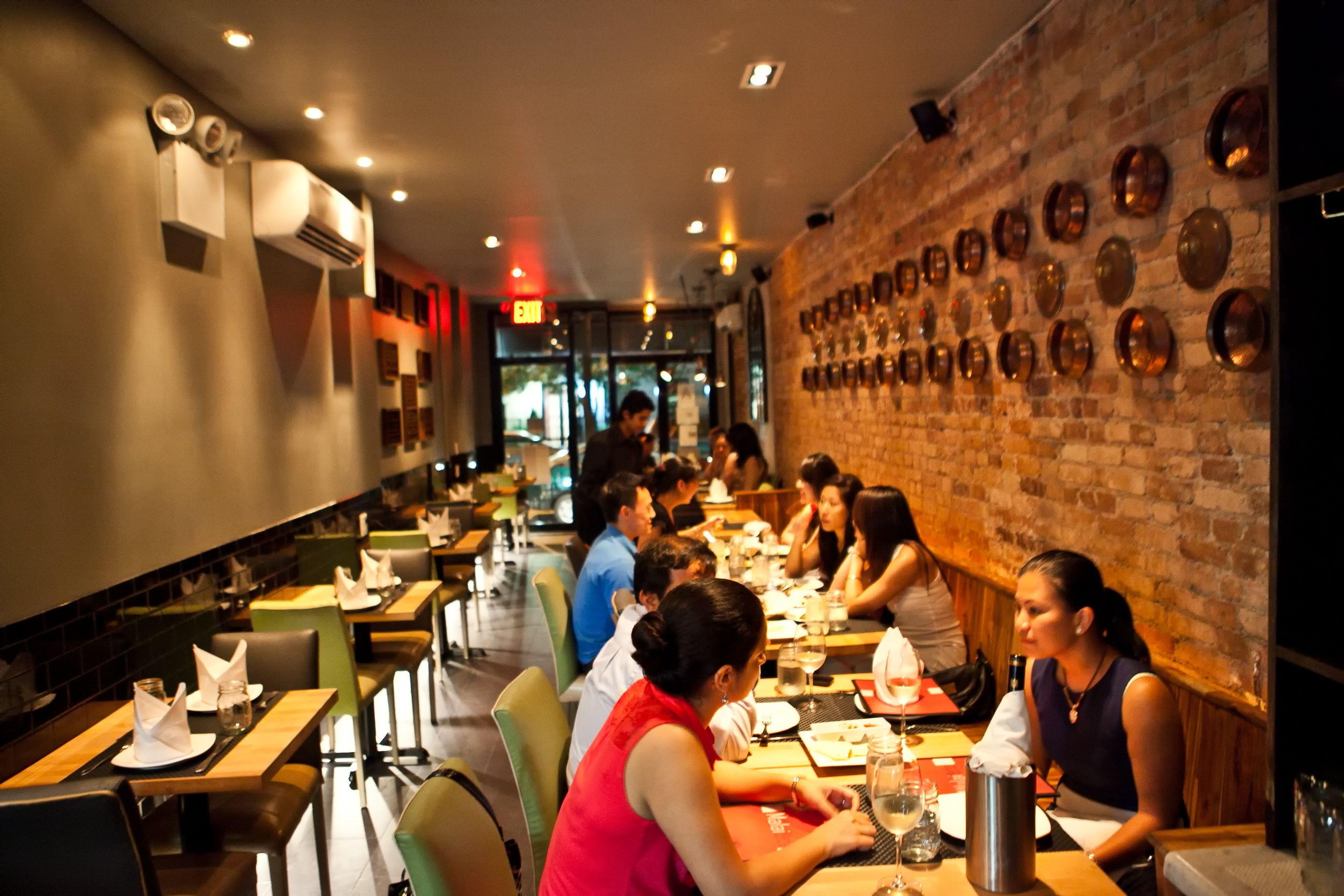 Malai Marke Les Fine Indian Cuisine In New York
