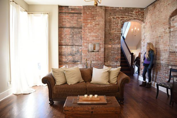 Sneak Peek Inside Nicole Curtis Renovated Ransom Gillis House In