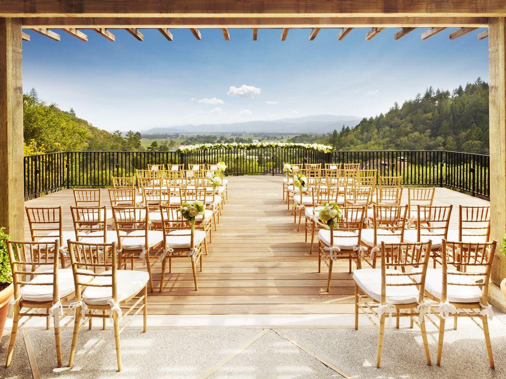 Fairmont Sonoma Mission Inn Spa Destination Wedding Venues Napa Valley And