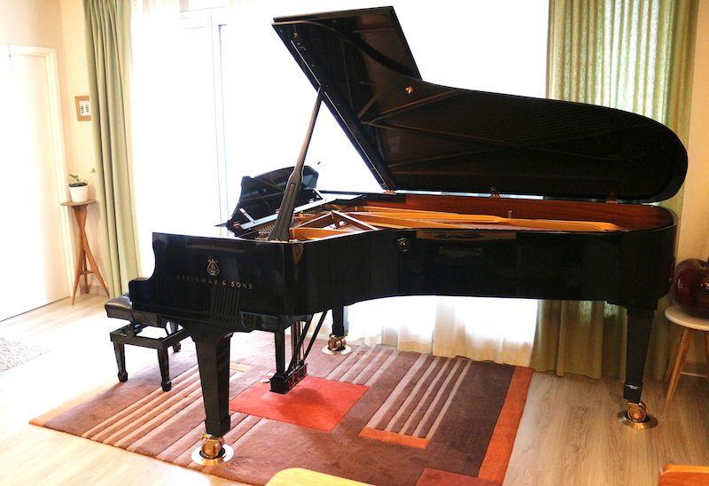 hamburg steinway c 227 piano world piano digital piano forums. Black Bedroom Furniture Sets. Home Design Ideas