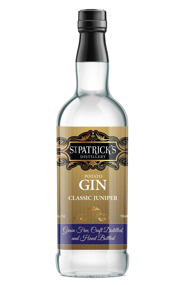 St Patrick S Gin Gin Bebidas Espirituosas Y Tragos