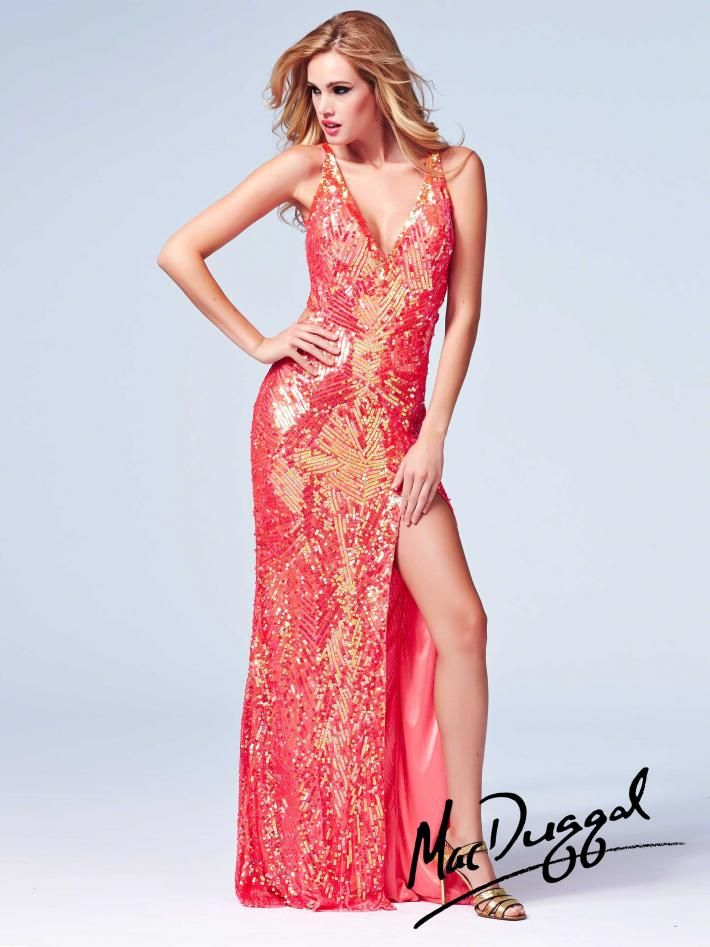Cassandra Stone by Mac Duggal Style 3911A now in stock at Bri\'Zan ...