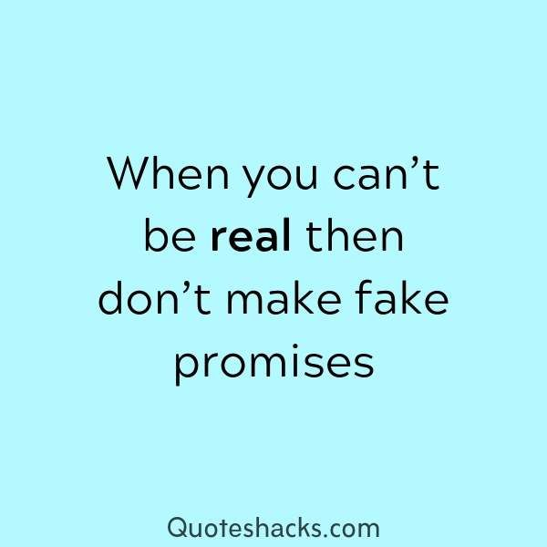71 Emotional Fake People Quotes With Images