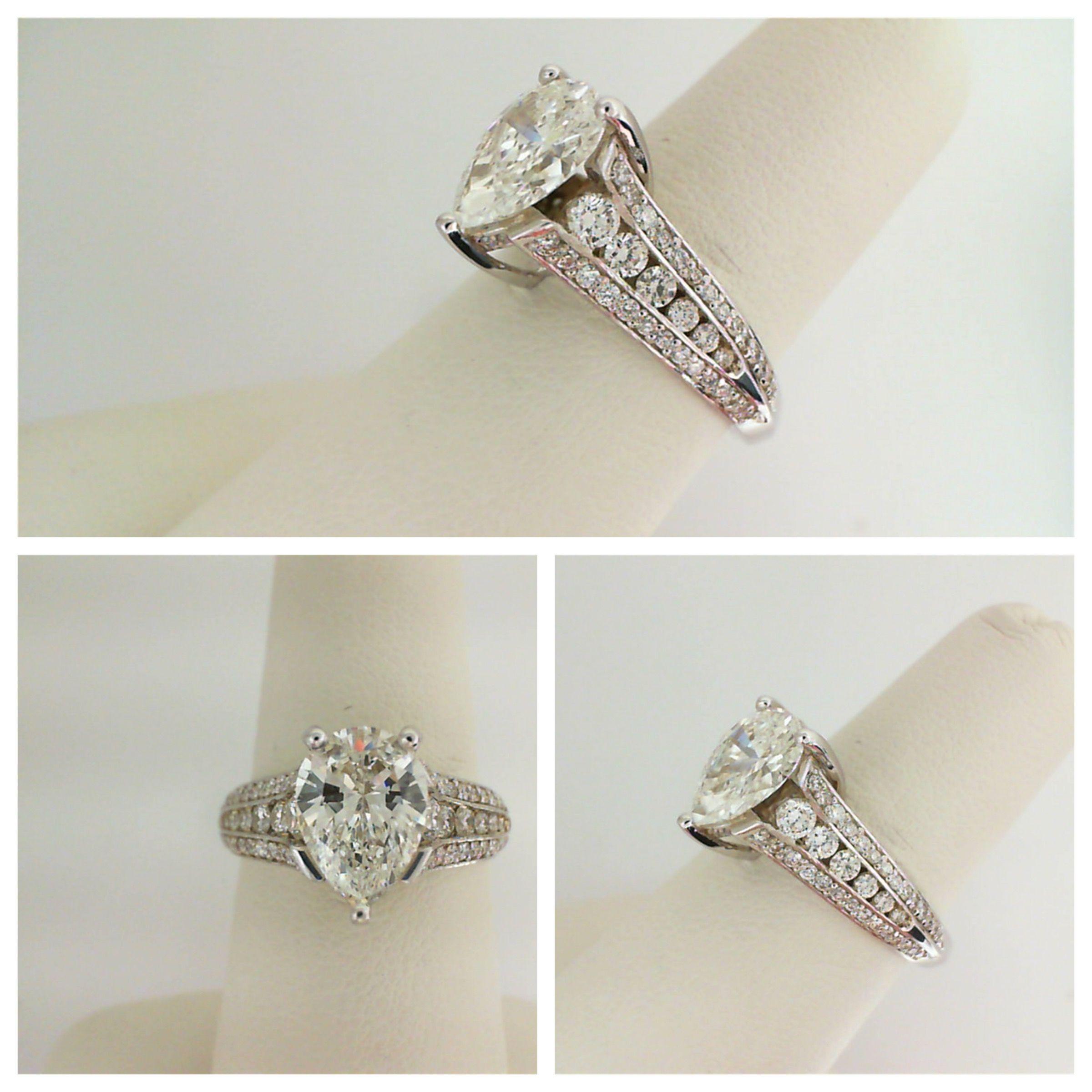 30+ Pear shaped wedding ring ideas in 2021