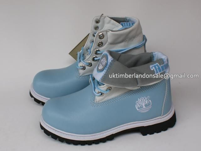 womens timberland roll top boots light grey