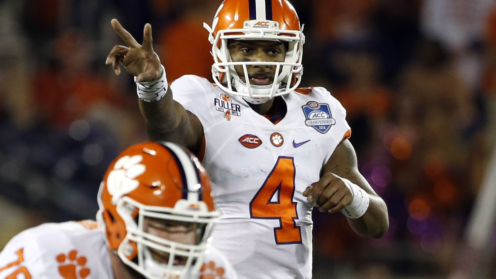 Clemson beats Virginia Tech to win the ACC and punch its