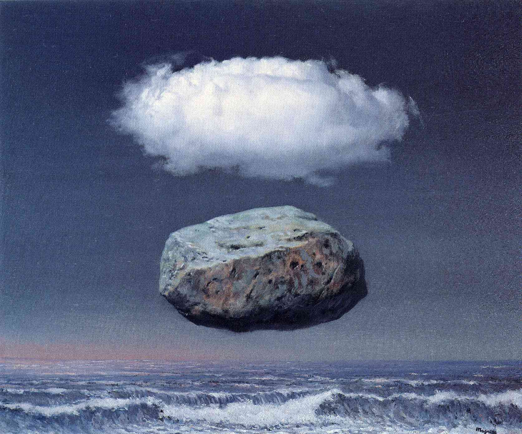 Clear Ideas Rene Magritte Classic Modern