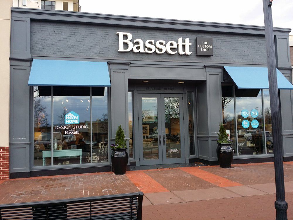 Bassett Furniture Raleigh Nc United States Entry To The