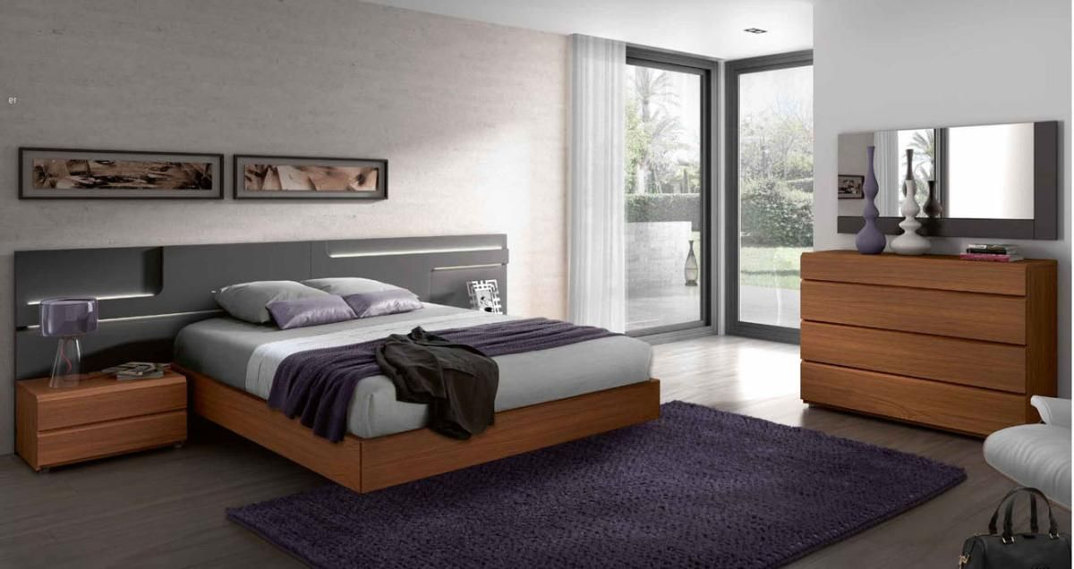 contemporary moderne holz schlafzimmer sets schlafzimmer - Schlafzimmer Set Modern