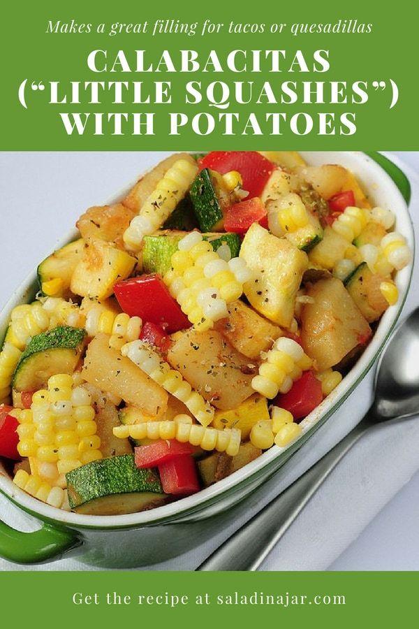 Squash And Potatoes