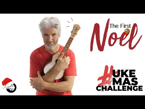 Carter Christmas 2020 Youtube 14) The First Noel Fingerstyle Ukulele Performance by Terry Carter