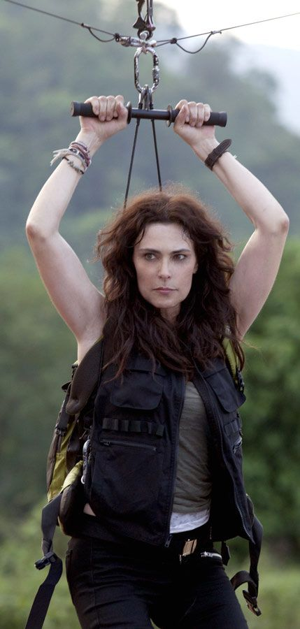 Michelle Forbes- The Hunters-Filmweb | Michelle Forbes