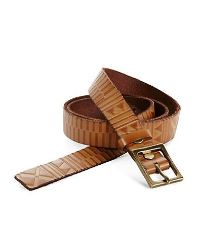 Spring 13 leather belt - Lucky Brand Jeans