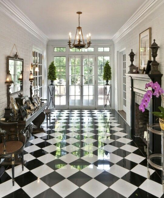 Pin By Terri Faucett On Entries Foyers Hallways