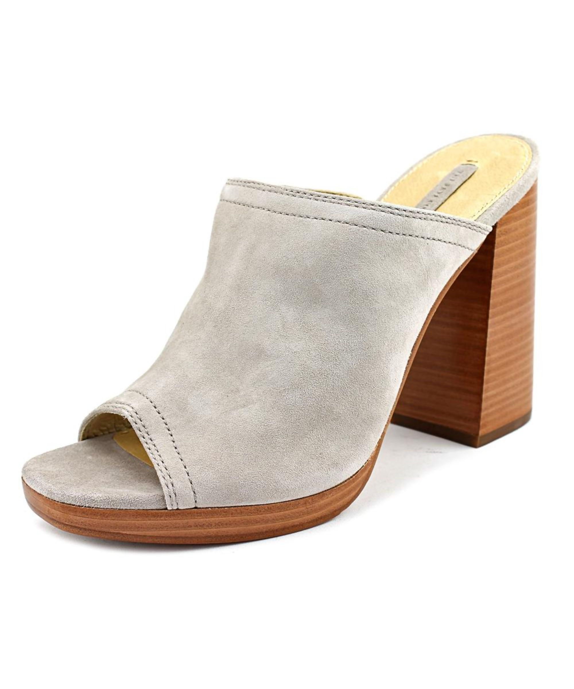clearance newest Frye Embellished Leather Mules with credit card online SmAJIg