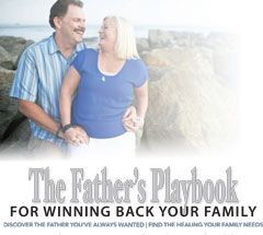 """FREE eBook """"The Father's Playbook for Winning Back Your Family: 5 Steps to Change Your Family Culture RIGHT NOW!"""""""