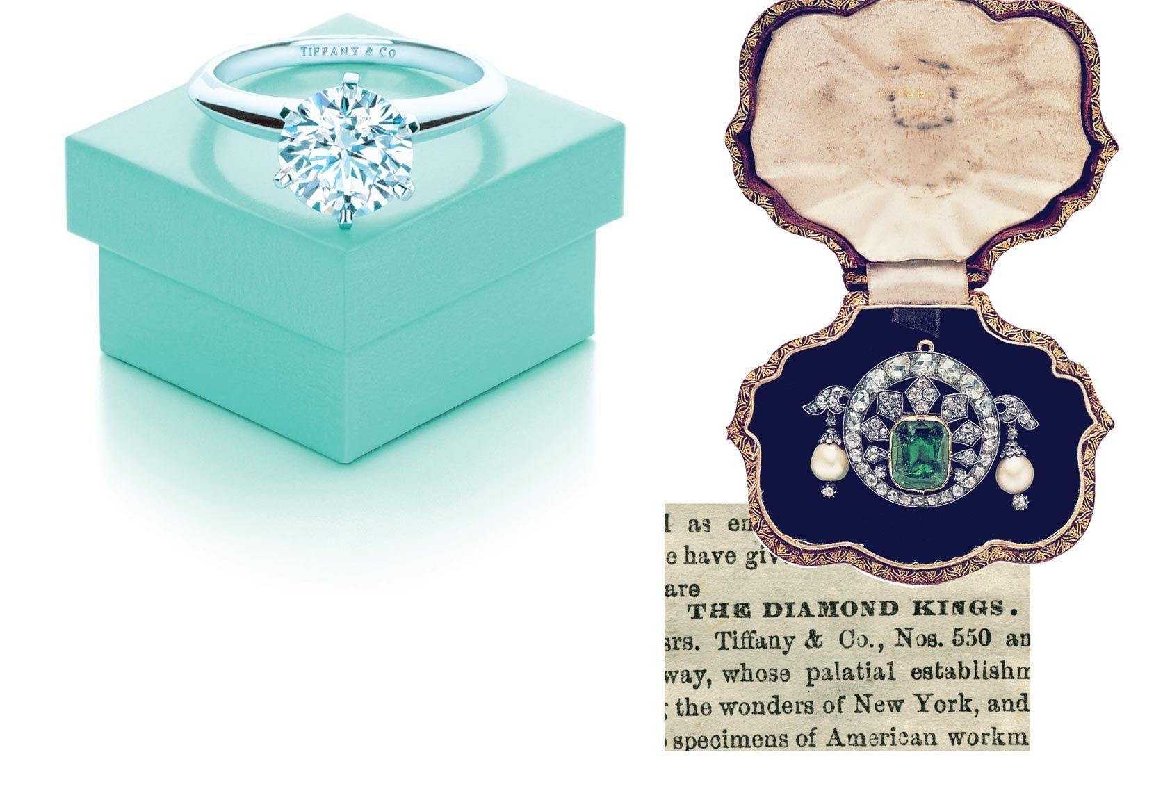 Timeline | The Tiffany Story | Tiffany & Co  | Corporate
