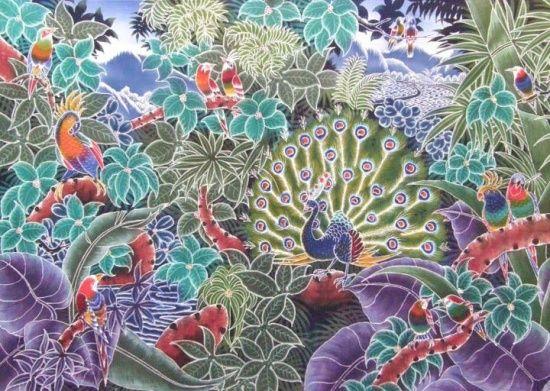 batikburungubud5jpg 550391 Pixel  Batik  Pinterest