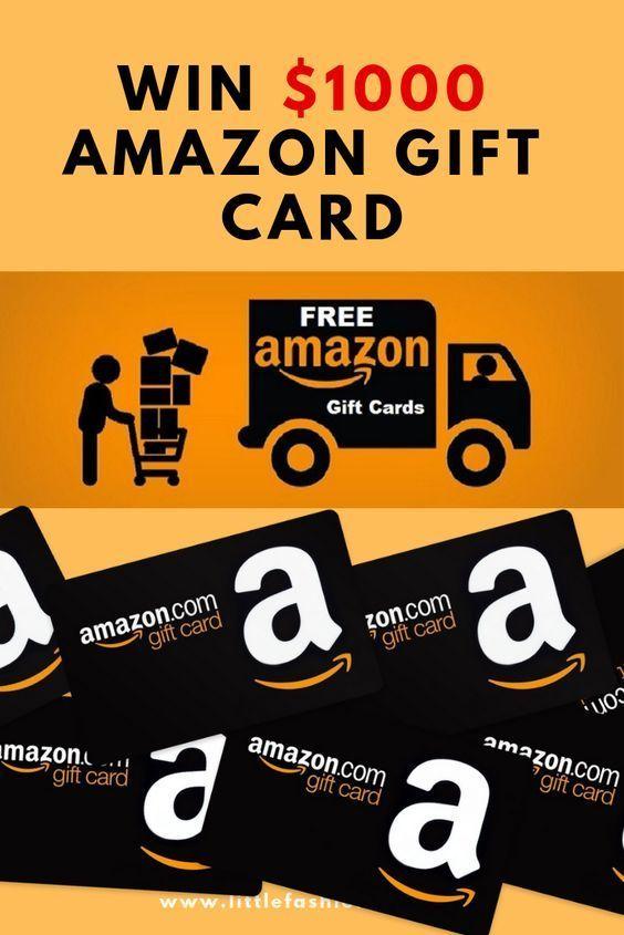 Photo of Win $1000 amazon gift card-USA