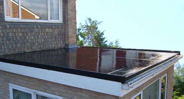 Epdm Flat Roofing Single Membrane Roofing From Roofline
