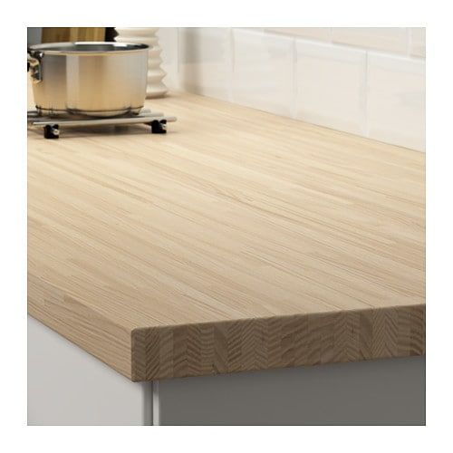 Ekbacken Countertop Ash Effect Countertop Pinnarp Ash In 2019 | Home | Ikea Worktop