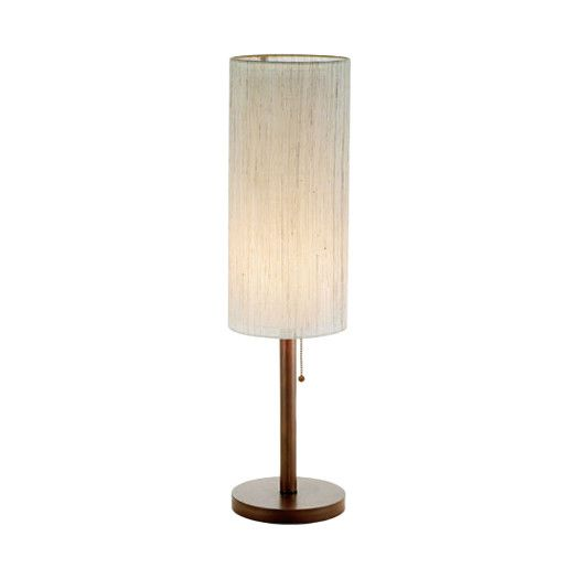 """Adesso Hamptons 31"""" H Table Lamp with Drum Shade"""