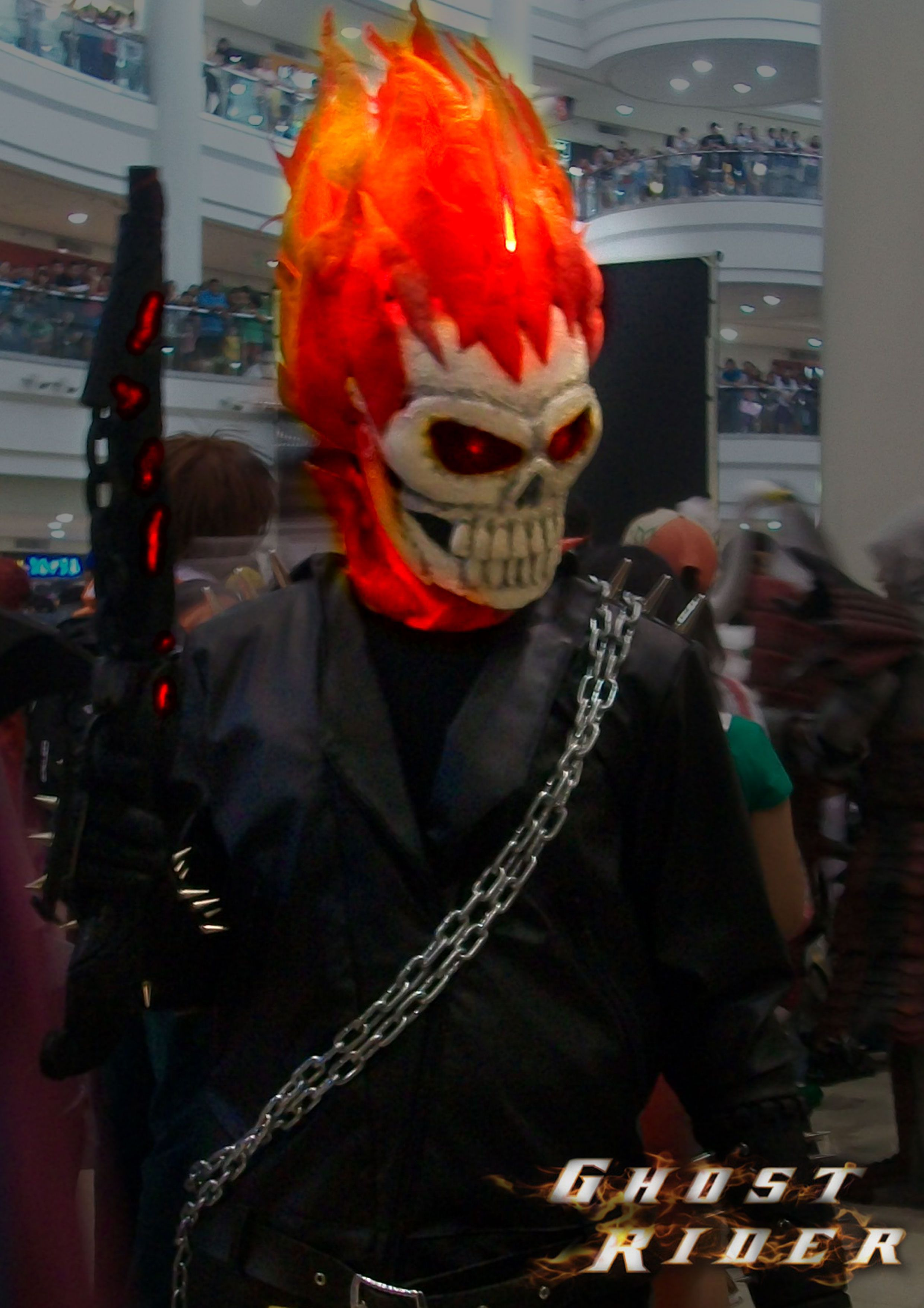 Ghost Rider Cosplay | Ghost Rider Cosplay | Pinterest | Ghost ...