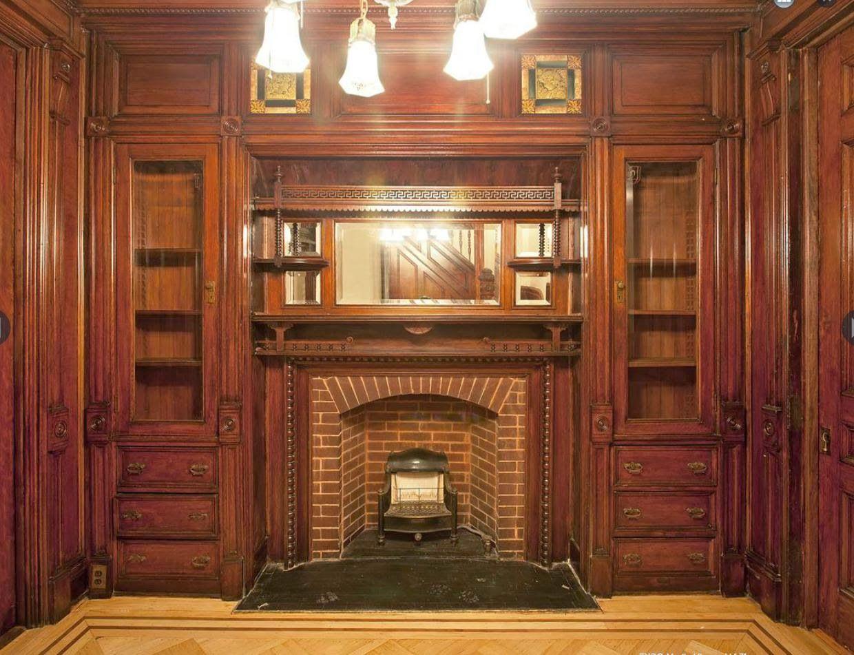 victorian woodwork