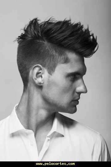 Cortes de pelo corto Niza para Hombres Cortes de Pelo barberia