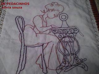De Pedacinhos Patchwork: Capas de máquinas