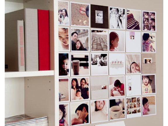 Ideias sensacionais para decorar as paredes com fotos de família