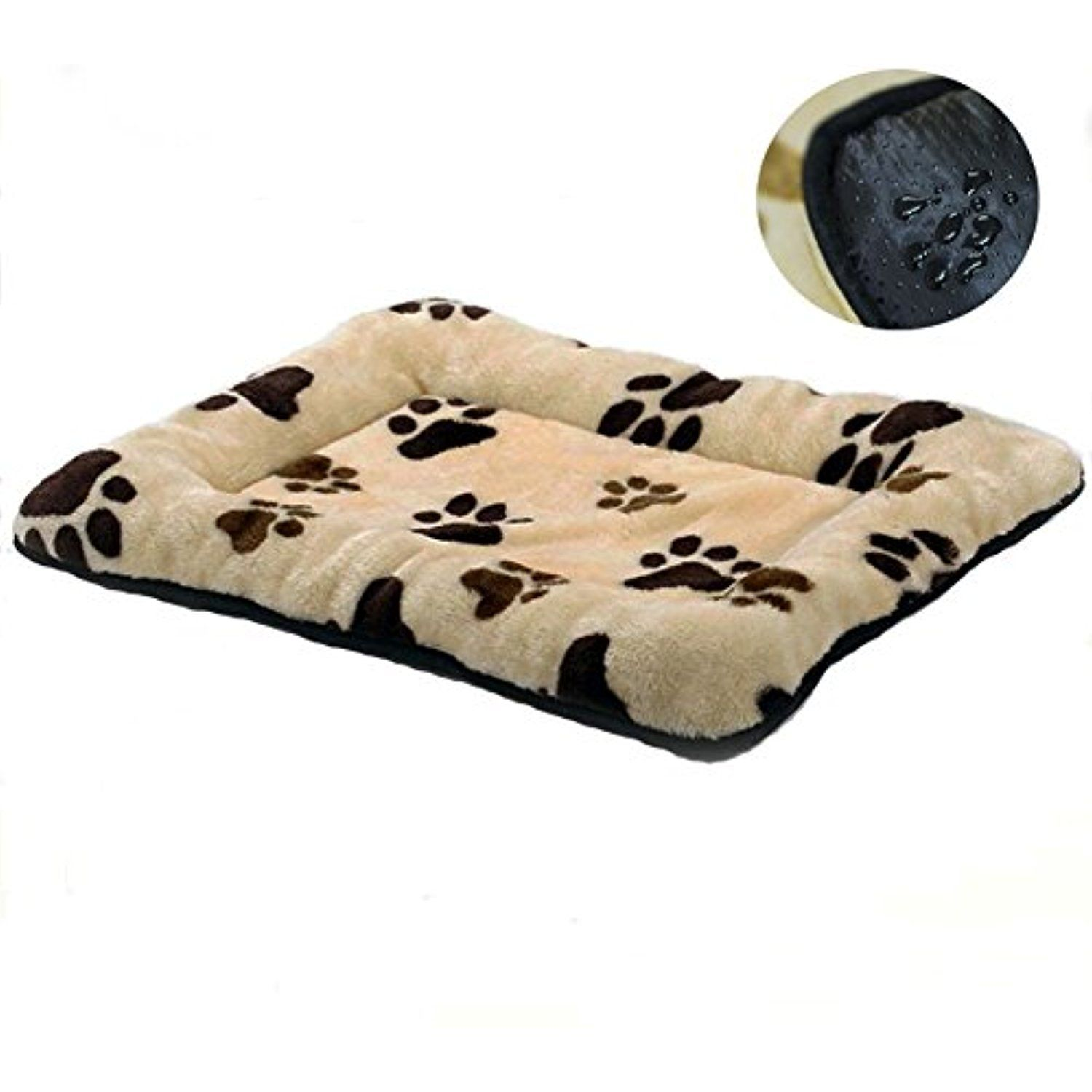 Hualan Pet Crate Mattress Dog Cat Cage Mat Cusion Washable Kennel Pads 30 X 20 Click Image For More Details This Is An A Cat Cages Pet Crate Kennel Pad