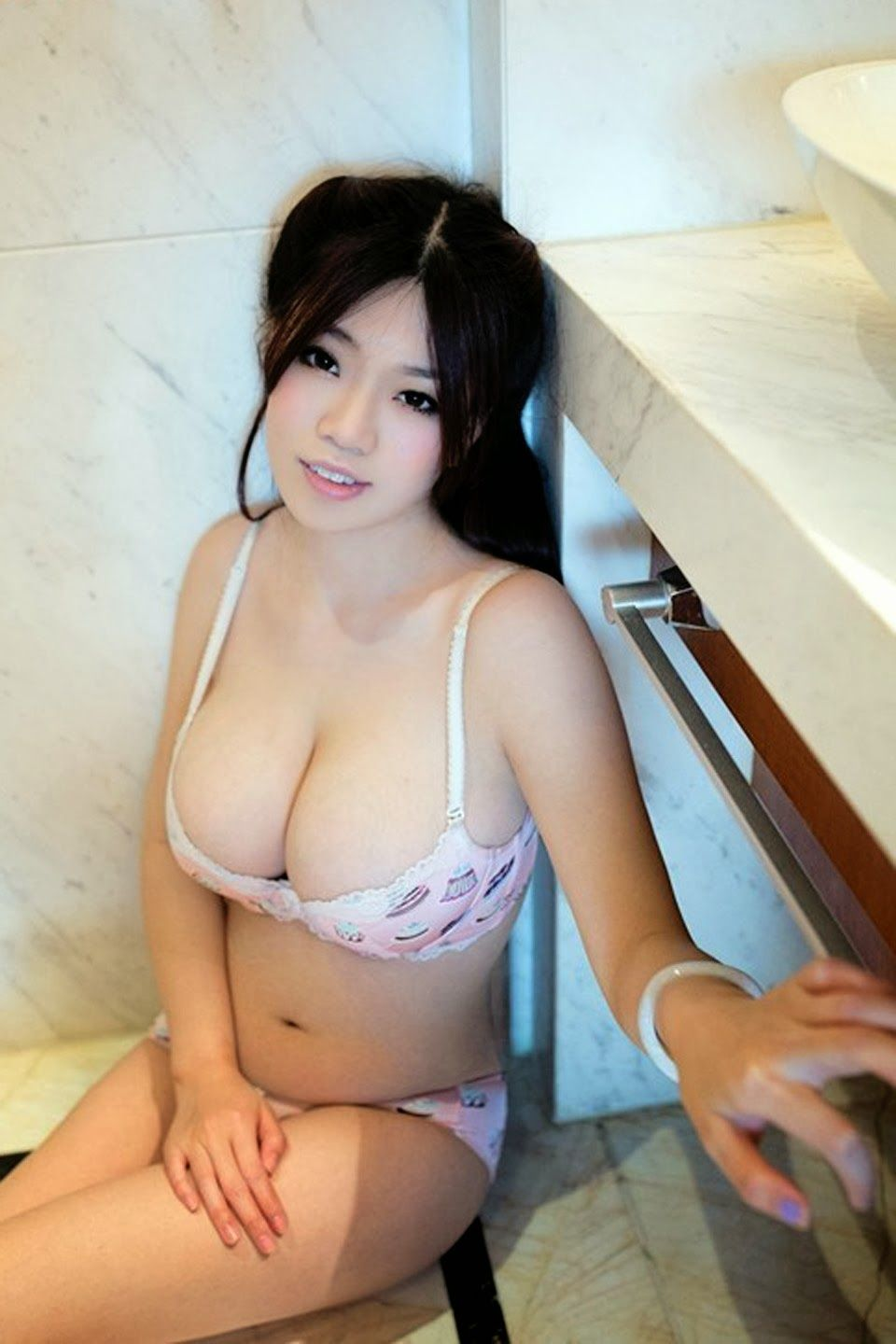 asian girls boob