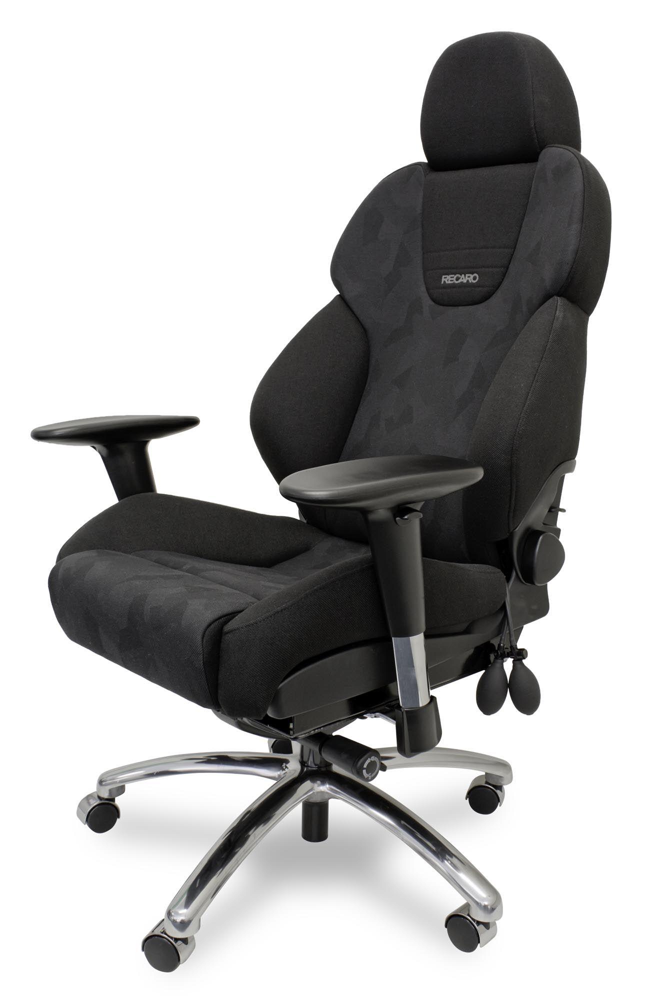 Büro Schreibtisch, Stühle, Lordosenstütze   BüroMöbel   Pinterest ...