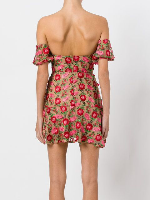 For Love and Lemons Amelia Mini Rosebed   Clothes design