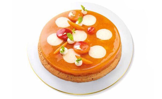 Tarte abricot vanille et wisky