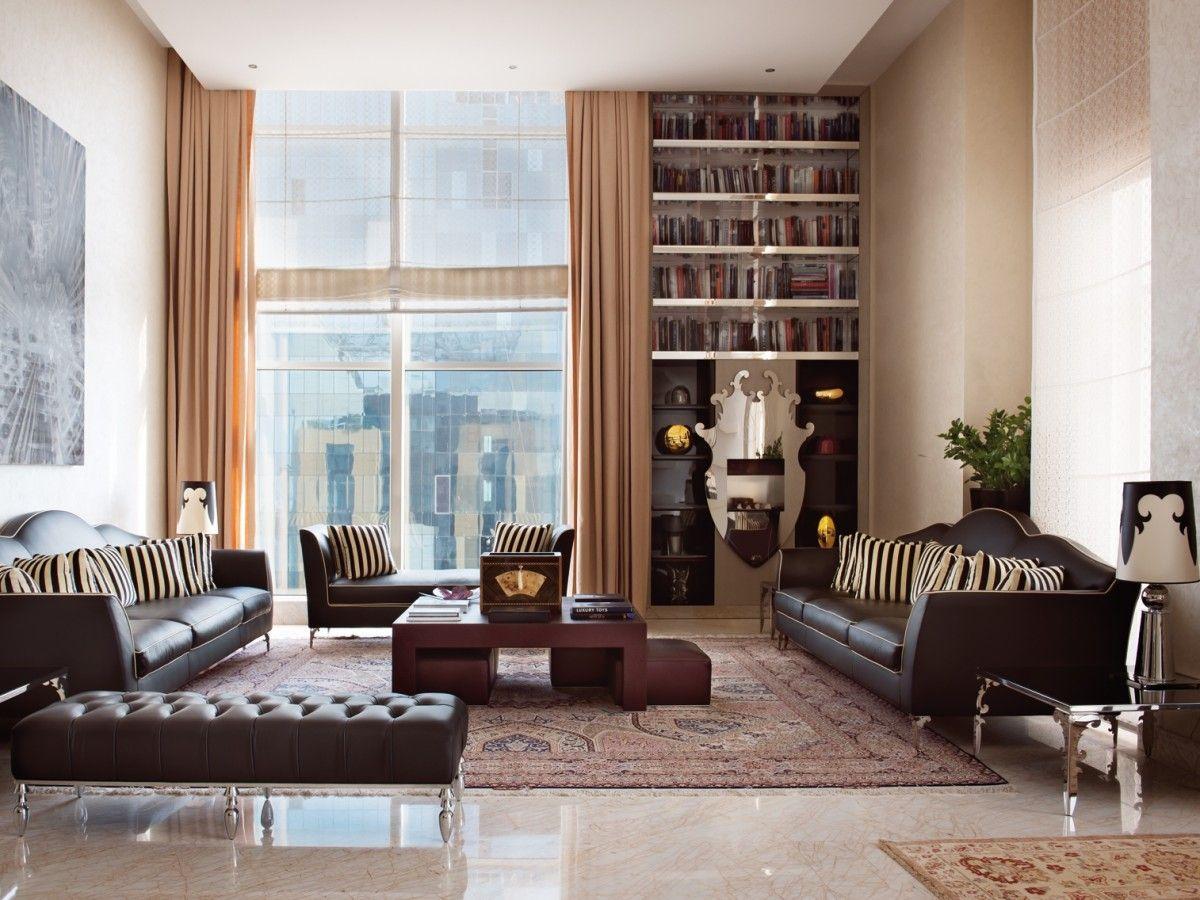 Penthouse doha qatar visionnaire home philosophy visionnaire