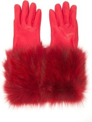 6d81e89b5 ShopStyle: Lanvin Fur Gloves   Glove love   Gloves, Fur, Lanvin