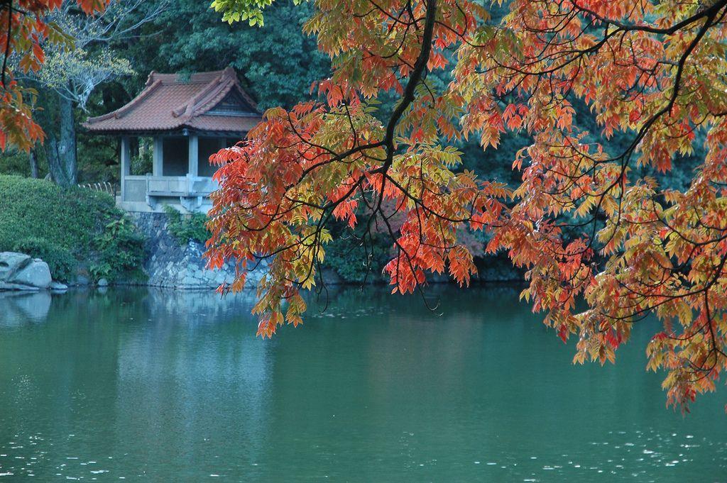 Ritsurin Park - Shikoku | Flickr - Photo Sharing!