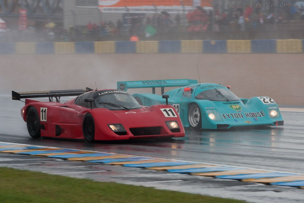 Lancia LC2 (Chassis 0008 - 2012 24 Hours of Le Mans) High Resolution Image