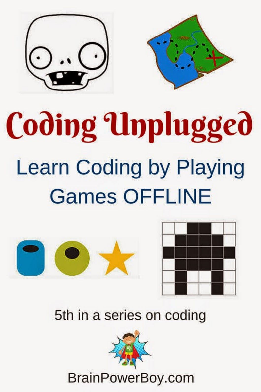 Coding Unplugged! Do you want your kids to learn coding
