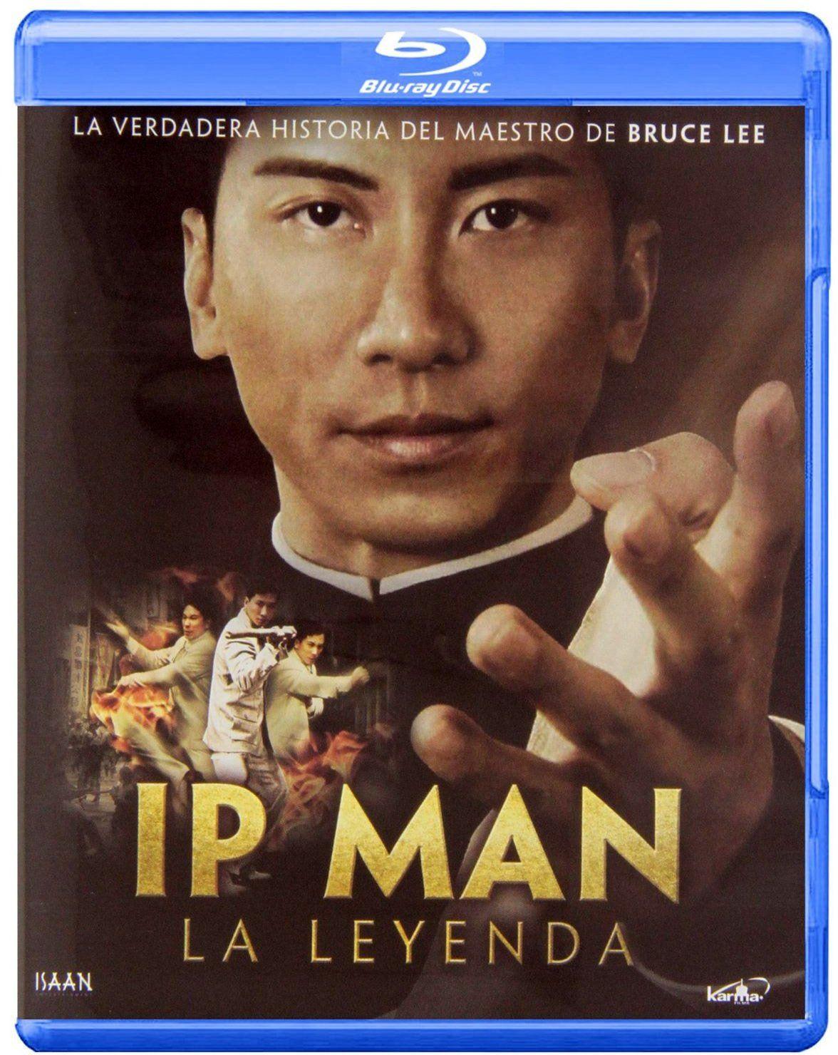 Hispania La Leyenda Full Movie ip man: la leyenda [blu-ray] #la, #man, #ip, #ray   móviles