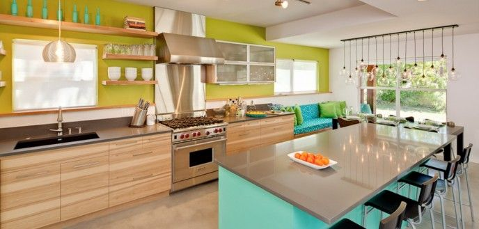 Mid Century Modern Kitchen Remodel kitchen ideas for retro flair: take your diy kitchen renovation