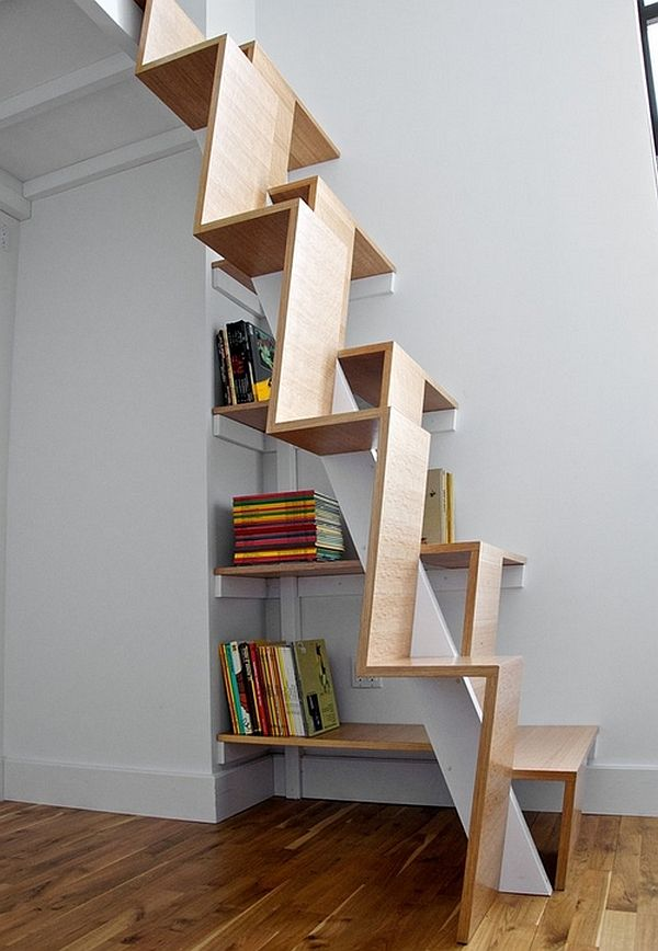 16 Unique And Creative Staircase Designs